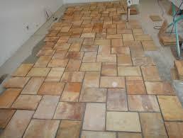 Terra Cotta Floor Tile Kitchen Amazing White Kitchens With Terracotta Floors Kitchen Ideas