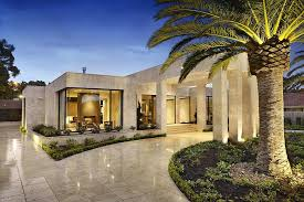 exterior extraordinary luxury modern home interiors. Large-Luxurious-Modern-Mansion-in-Melbourne-Wearing-Contemporary- Exterior Extraordinary Luxury Modern Home Interiors R