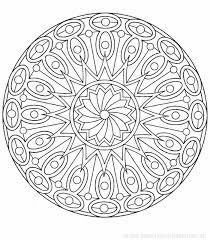 Free Printable Mandala Coloring Pages Adults Color Pages Mandala