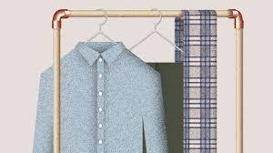 Kleiderstange Kupfer Awesome Fotografie Garderobe Aus