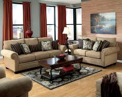 Microfiber Living Room Set Buy Davora Caramel Living Room Set By Signature Design From Www