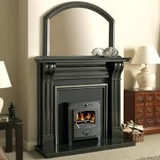 black granite fireplace surround galaxy