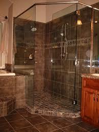 Walk In Tile Shower Tile Shower Pictures Custom Tile Shower Kitchen Bath And