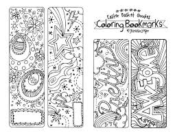Coloring is a very useful hobby for kids. 80 Free Amazing Bookmarks To Make Free Printables Tip Junkie