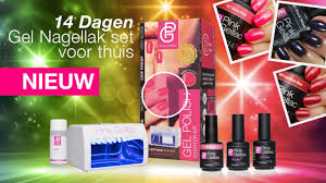 Pink Gellac Gel Nagellak Gellak Geniet Van 14 Dagen Mooi Gelakte Nagels