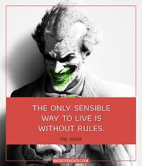 Joker Quotes Simple 48 Quotes From Batman's Nemesis The Joker Big Hive Mind