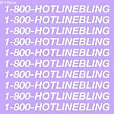 Résultats de recherche d'images pour «hotline bling - drake»