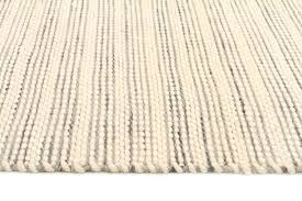 wool rug cream grey woven pink 8x10