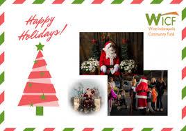 tree lighting indianapolis. Happy Holidays 1 Wicf Tree Lighting Indianapolis D