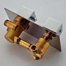 mixing valve shower faucet mixing valve chrome brass 2 3 ways thermostatic shower mixer valve temperature