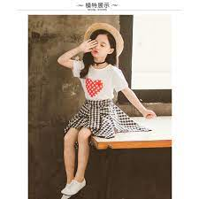 Áo đầm bé gái 5 tuổi (3 - 12 tuổi) ️ váy cho bé gái 7 tuổi ️ thời trang bé  gái 3 tuổi giá cạnh tranh