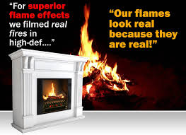 other electric fireplaces make a poor attempt at re producing the look of real fire you may have heard about water vapor electric fireplaces that use myst