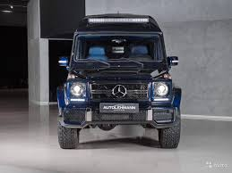 Gallery Shows A Customized Mercedes-Benz G500 Schultz - BenzInsider.com - A  Mercedes-Benz Fan Blog