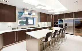 image of awesome modern kitchen chairs