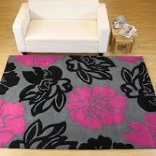 pink and black rug. Hot Pink And Black Rug Area Ideas