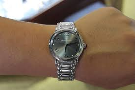 david yurman t716 m stainless steel grey dial mens watch david yurman watches