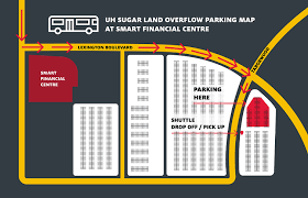 Smart Financial Centre Provides Parking Relief For Uh Sugar