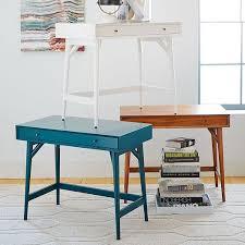 Mid-Century Mini Desk – Acorn