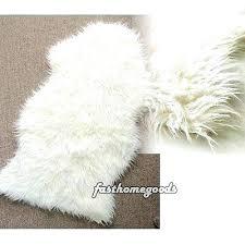 ikea sheepskin rug faux sheepskin sheepskin rug throw white push soft and cozy warm new ikea ikea sheepskin rug