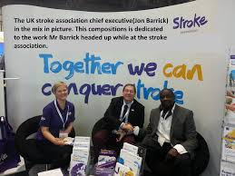 Brent Stroke Group | Ronald Amanze