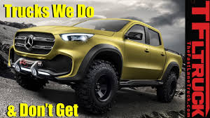 Live! TFLtoday: Future Pickup Trucks We Will and Won't Get - YouTube