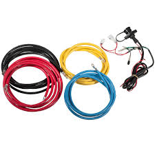 warn winch wiring kit solidfonts 3 wire remote wiring diagram winch battery cables wiring kits parts