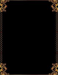 Vector ornate gold frame Free vector in Encapsulated PostScript eps