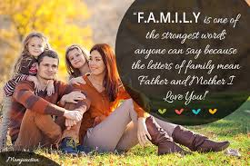 40 Inspirational Family Quotes And Sayings Impressive Family Quotes Love
