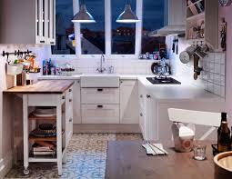 IKEA –sterreich Inspiration Küche weiß Landhausstil
