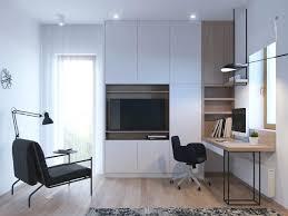 scandinavian home office. Fascinating Office Space Scandinavian Home Decor L