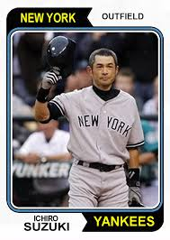 「2012 ichiro suzuki trade to yankees」の画像検索結果
