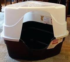 hagen catit hooded cat litter box. Hooded Litter Box Cat Extra Large Cabinet Cover With Canada Hagen Catit A