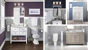 Grey bathroom color ideas Color Schemes Lowes Bathroom Color Ideas