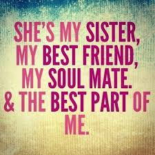 Best Friend Sister Quotes