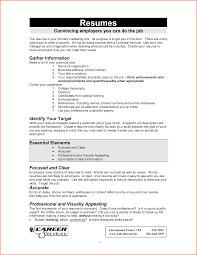 Enjoyable First Resume Template 11 Job Sample Resume Example