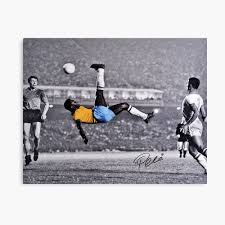 Pele Iconic Bicycle Kick (1968)