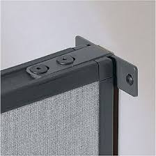 office dividers partitions. Wall Bracket For Privacy Office Partitions Dividers
