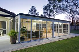 Enclosed Alfresco Designs Bringing The Outdoors In With An Enclosed Patio Completehome