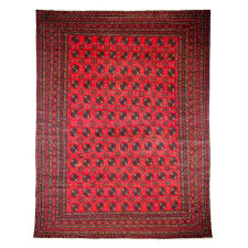 darya rugs tribal red 10 ft x 13 ft indoor area rug
