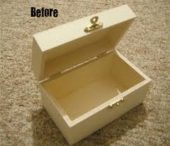 How To Decorate Wooden Boxes DIY Painted Wood Boxes Crafthubs 11