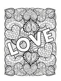 Coloriage Saint Valentin 40 Dessins Imprimer Gratuitement