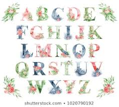 Images Photos amp; Stock Flower Alphabet Shutterstock Vectors cfacddabcbbc Turning Saints Into Sinners In New Orleans