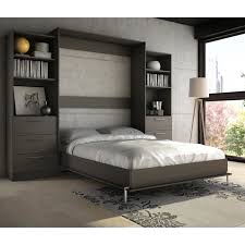 Stellar Home Furniture Queen Wall Bed - Free Shipping Today - Overstock.com  - 19783494