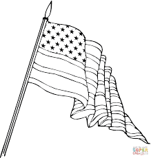 Small Picture USA Flag in a heart shape coloring page Free Printable Coloring