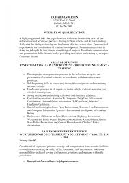 Retired Military Resume Examples Security Guard Duties Sample