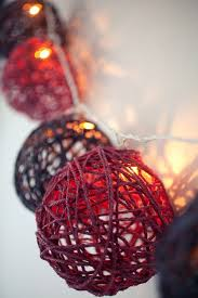 party lighting ideas. diy how to craft a twineball light garland great for year party lighting ideas