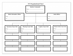 Command Structure Chart Wondrous Chain Of Command Template Ideas Graph Free Diagram