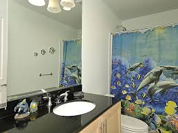 Childrens Bathroom Accessories Shabby Chic Bathroom Decor With Beautiful Shower Curtain And