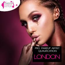 top wedding hair makeup artist training courses in london
