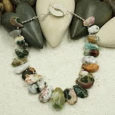 EarthWhorls hand made <b>natural stone jewelry</b>.